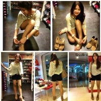 Photo taken at Payless ShoeSource by maul a. on 10/20/2012