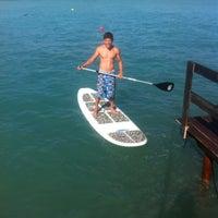 Photo taken at Vouliagmeni Water Ski & Wakeboard by Gucci on 5/23/2013