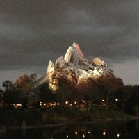 Photo taken at Expedition Everest by Mariana R. on 2/12/2013