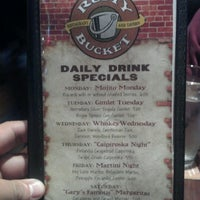 Photo taken at Rusty Bucket Restaurant and Tavern by Shannon M. on 10/19/2012