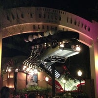 Photo taken at Rock 'N' Roller Coaster Starring Aerosmith by Rick K. on 12/16/2012
