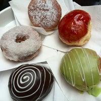 Photo taken at Fánki Donuts by Gergo F. on 6/14/2014