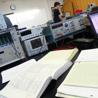 Photo taken at Fresno State - Engineering East by Bruce H. on 5/1/2013