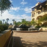Photo taken at Hotel La Quinta Golf Resort & Spa Marbella by Stella M. on 9/23/2014