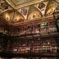 Photo taken at The Morgan Library & Museum by Annoushka O. on 1/14/2013