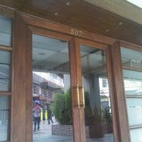 Photo taken at Edificio Portal Álamos by Cristhian V. on 3/7/2013