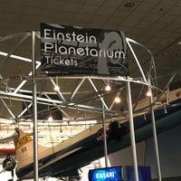 Photo taken at Albert Einstein Planetarium by Wacks M. on 7/18/2016