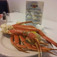 Photo taken at Lighthouse Lobster Feast by Greta C. on 1/20/2013