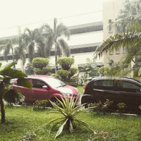 Photo taken at Jabatan Meteorologi Malaysia by Zulfadli S. on 4/1/2015
