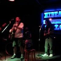 Photo taken at Hideaway Saloon by Jim S. on 6/29/2014