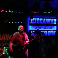 Photo taken at Hideaway Saloon by Jim S. on 11/28/2013