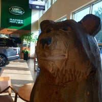 Photo taken at Land Rover Charlotte by Ryan B. on 7/7/2015