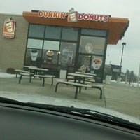 Photo taken at Dunkin Donuts by Scott H. on 2/23/2013