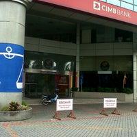 Photo taken at CIMB Bank by 💋Eizat O. on 9/22/2012