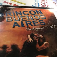 Photo taken at Rincon de Buenos Aires Restaurant by Leandro N. on 9/29/2017