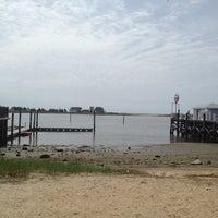 Photo taken at Clinton Town Docks (Marina) by John W. on 5/21/2014