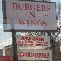 Photo taken at Bennie's Burgers 'n Wings by Howie B. on 4/14/2013