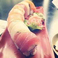 Photo taken at Green Tea Japanese Restaurant by Nádia G. on 5/30/2013