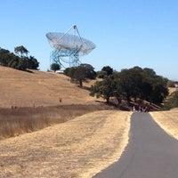 Photo taken at Stanford Dish Trail by Bob U. on 9/15/2012