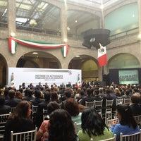 Photo taken at Antigua Sede del Senado de la República by Glenda M. on 8/29/2013