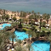 Photo taken at Royal Beach Eilat by Dana W. on 5/31/2013