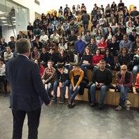 Photo taken at TUMO Center for Creative Technologies   Թումո ստեղծարար տեխնոլոգիաների կենտրոն by Mikhail V. on 11/16/2015