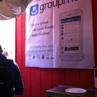 Photo taken at GroupMe Grill by ItsMsRandom on 3/10/2013