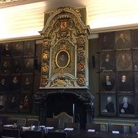 Photo taken at Academiegebouw by Pedro R. on 12/6/2016
