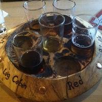 Photo taken at Krogh's Restaurant & Brew Pub by Jason J. on 4/26/2013