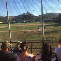 Photo taken at SLO Blues Baseball by Melanie S. on 7/15/2017