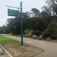 Photo taken at John McLaren Memorial Rhododendron Dell by Melanie S. on 8/26/2018
