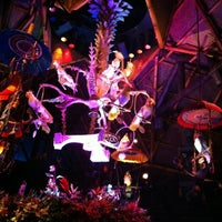 Photo taken at Walt Disney's Enchanted Tiki Room by Katylou M. on 10/26/2012