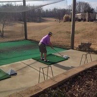 Photo taken at Challenge Golf Course by Garret M. on 12/9/2012
