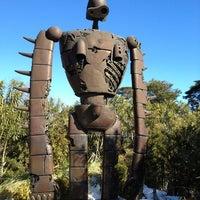 Das Foto wurde bei Ghibli Museum von Yutaka N. am 1/18/2013 aufgenommen