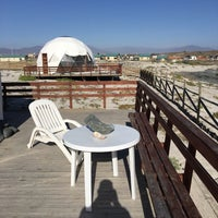 Photo taken at Lodge Punta de Domos by Ricardo M. on 1/27/2016