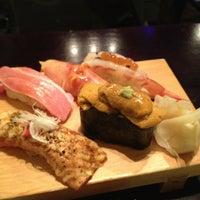Foto tirada no(a) Sushi Ketsu 榤日本料理 por Tan K. em 1/11/2013