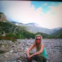 Photo taken at En un lugar magico cargado de energia y no quiero regresar by Gabba T. on 9/17/2012