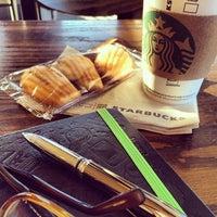 Photo taken at Starbucks by Victoria H. on 1/19/2014