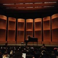 Photo taken at LG Arts Center by Milano L. on 9/14/2013