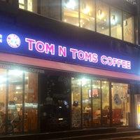 7/23/2013에 Milano L.님이 TOM N TOMS COFFEE에서 찍은 사진