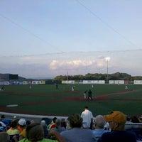 Photo taken at Linda K. Epling Stadium by Patrick R. on 7/28/2012
