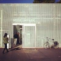 Photo taken at Museumpark by Gabi H. on 7/15/2012