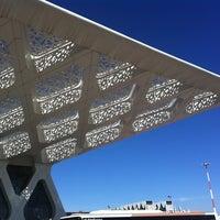 Photo taken at Marrakech Menara Airport (RAK) by Corin H. on 3/11/2012