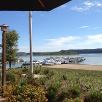 Photo taken at Fourwinds Lakeside Inn & Marina by Ty's Penn Shell Automotive p. on 8/19/2012