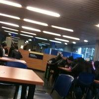 Photo taken at Biblioteca by Carlos B. on 6/20/2012