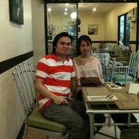 Photo taken at Maimee's Garden Café by Kyle S. on 11/20/2011