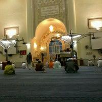 Photo taken at Masjid As-Salam (مسجد السلام) by Arif N. on 3/1/2012