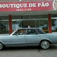 Photo taken at Boutique De Pão by Allan W. on 12/25/2011