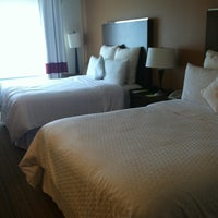 Photo taken at Four Points by Sheraton Hotel & Suites San Francisco Airport by Kathleen N. on 3/19/2012