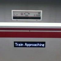 Photo taken at Oedo Line Daimon Station (E20) by BLANC on 10/22/2011